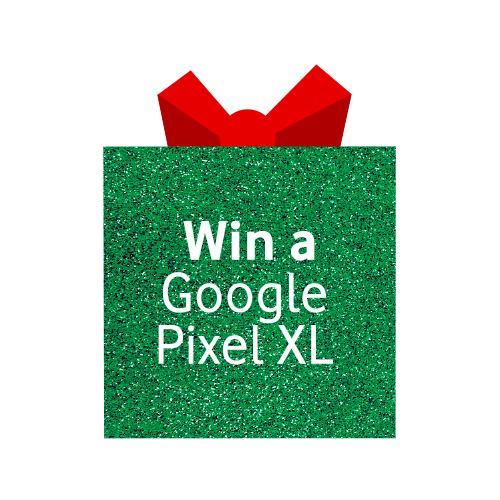 Win a Google Pixel 3XL and Pixel Stand!