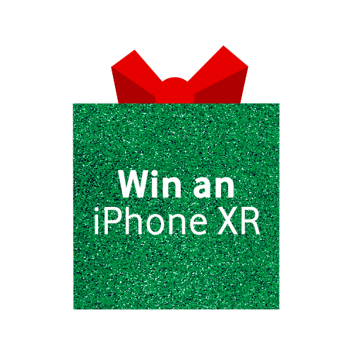 Win an iPhone XR!