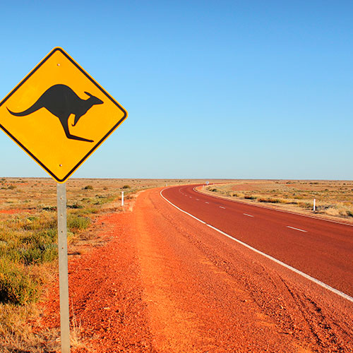 Viaja a Australia