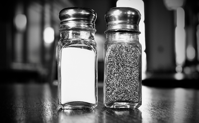 Are you a salt or pepper shaker?