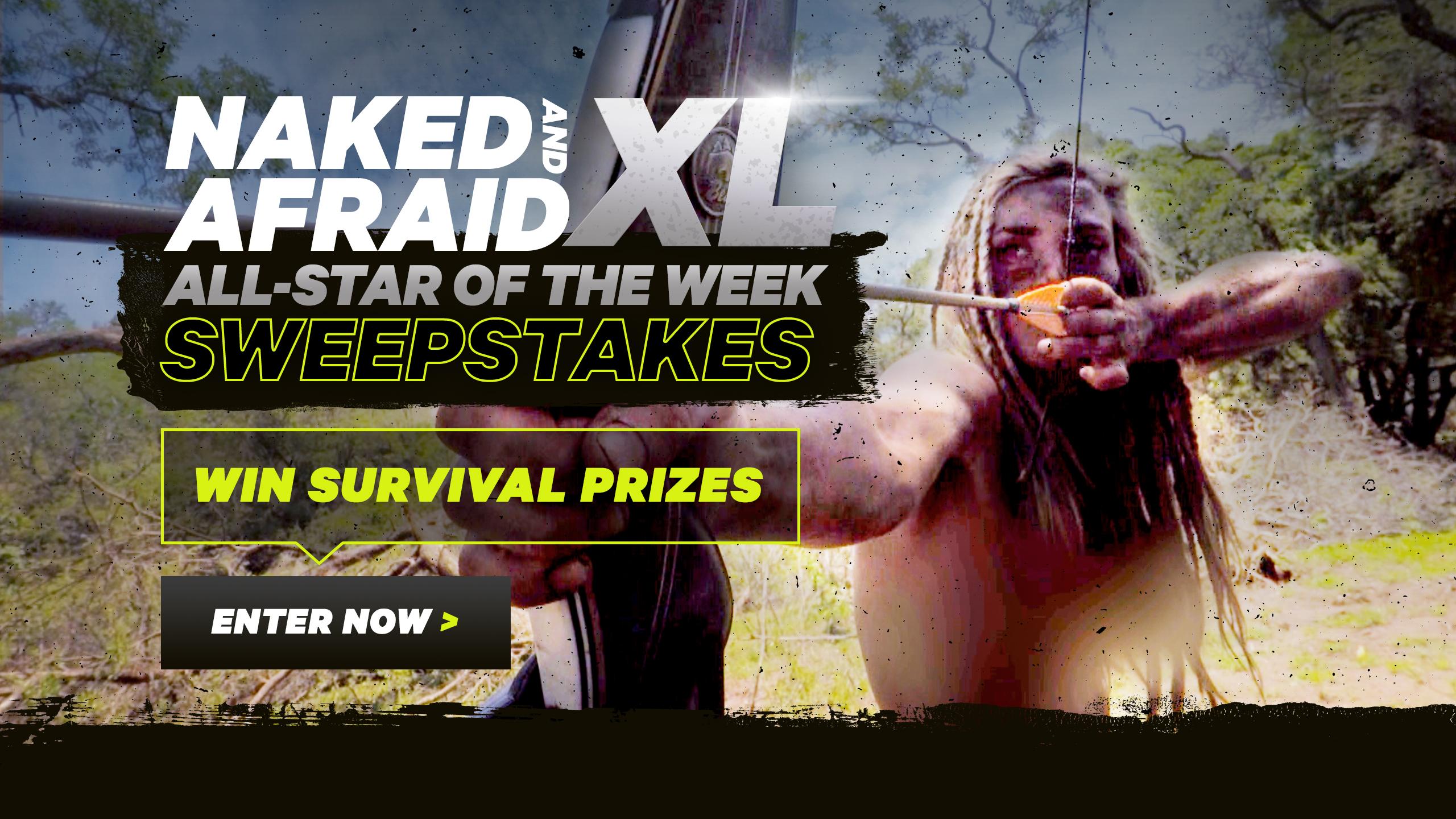 Naked And Afraid Winners
