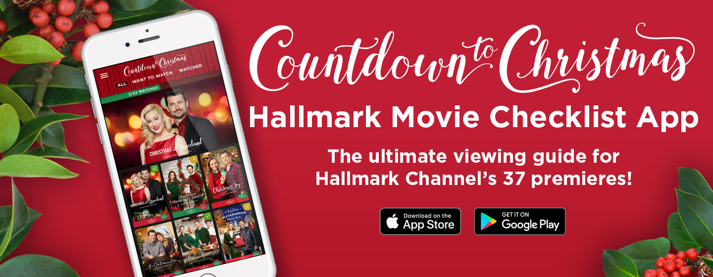 the countdown to christmas movie checklist