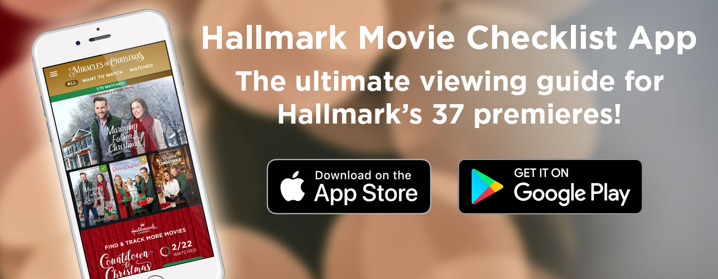 Countdown to Christmas Movie Checklist App | Miracles of Christmas ...