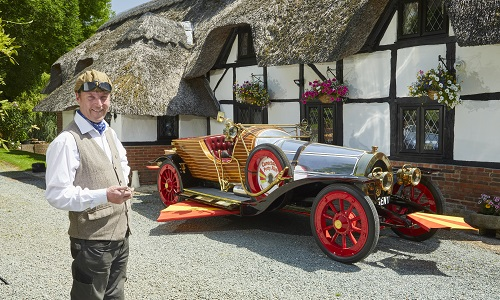 Richard Skinner's Chitty Tribute