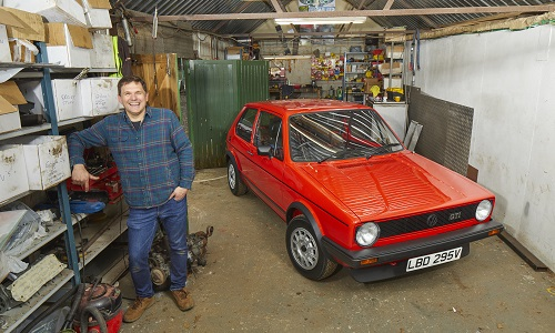 Graham Welch's 1979 Volkswagen Golf GTI