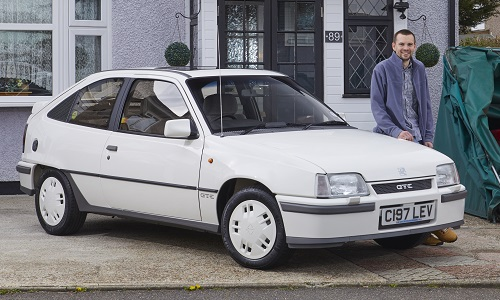 Rob Hall's Vauxhall Astra GTE