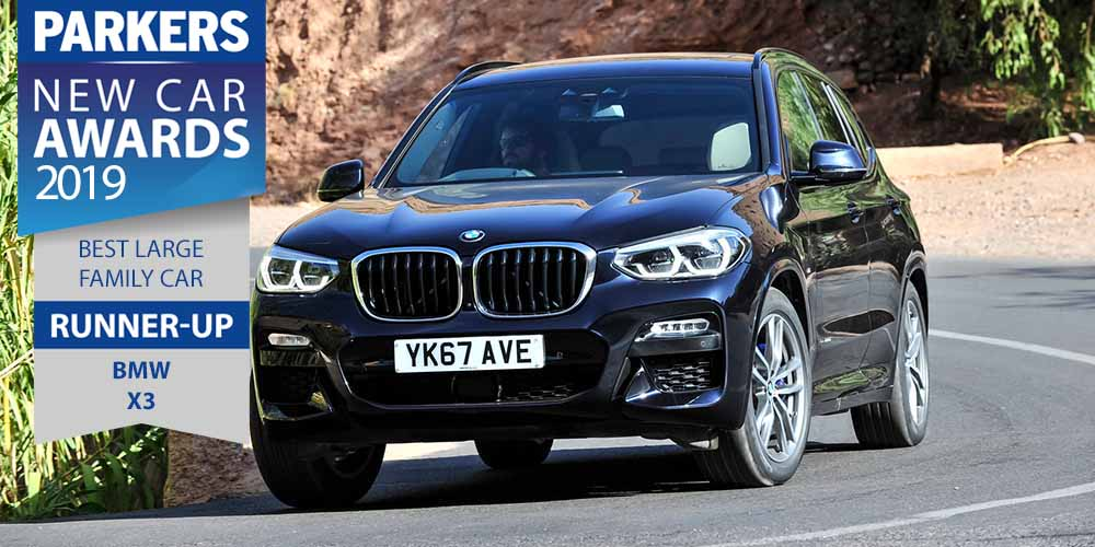 Bmw X3 Review Summary Parkers