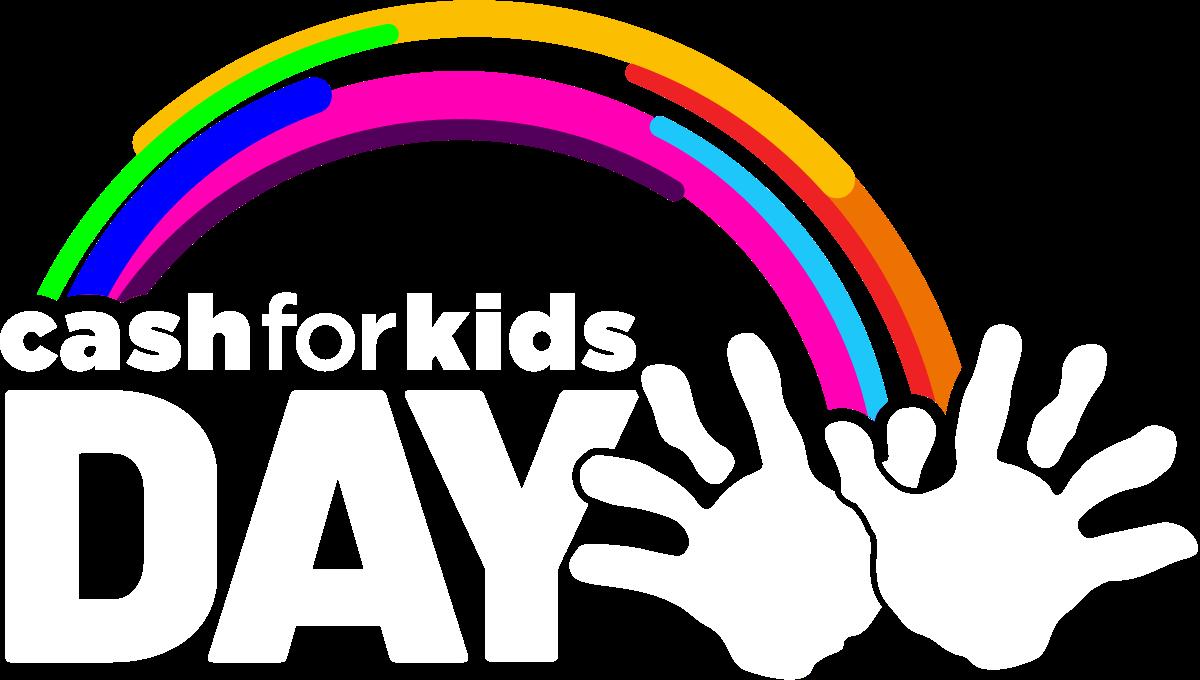 Cash for Kids Day Logo