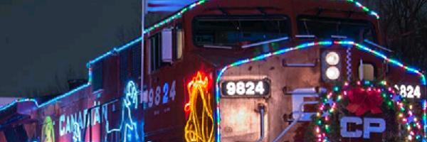 Dec. 8: CP Holiday Train
