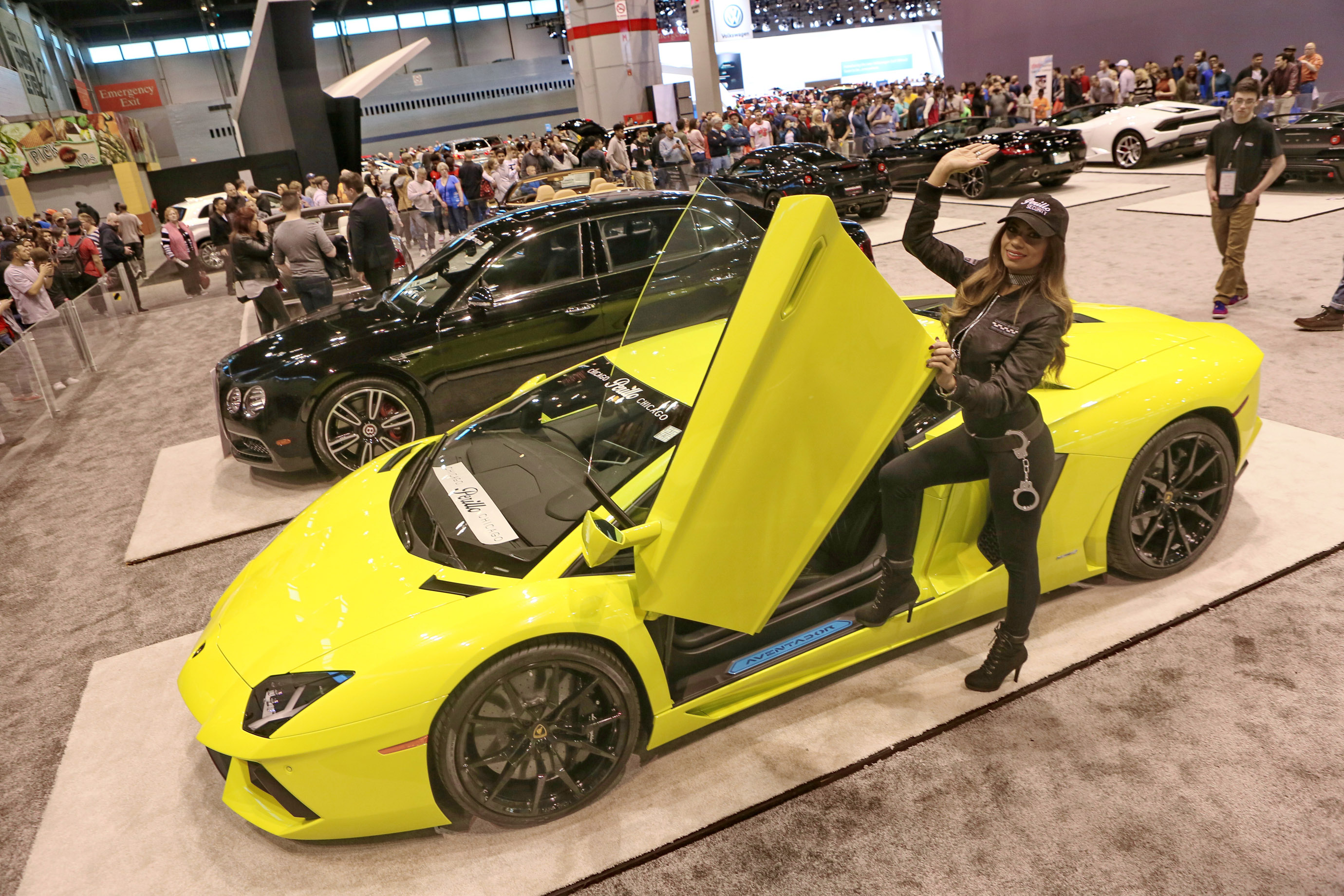 Supercar Gallery Sweeps at the Chicago Auto Show