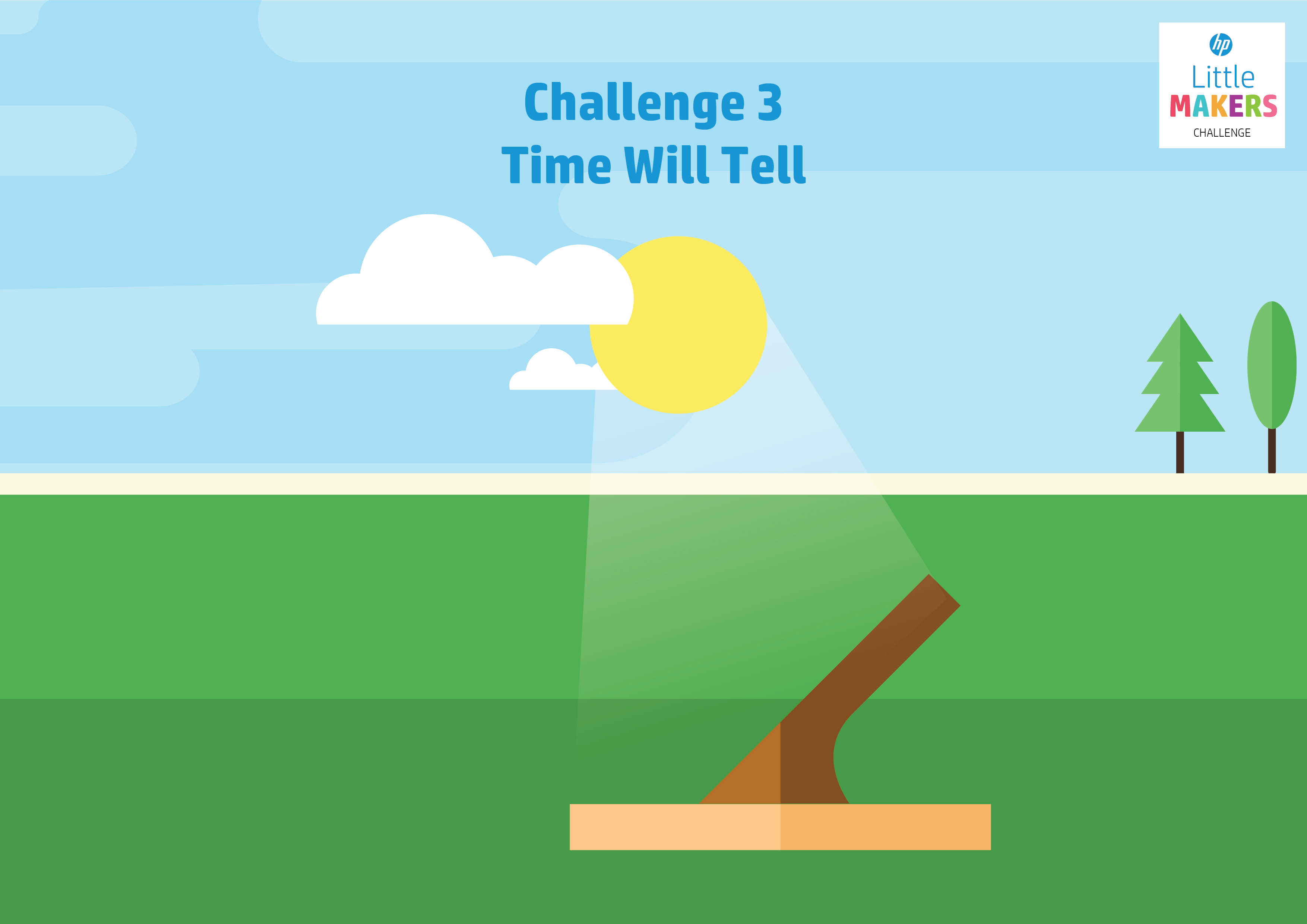 Challenge 3: Time Will Tell