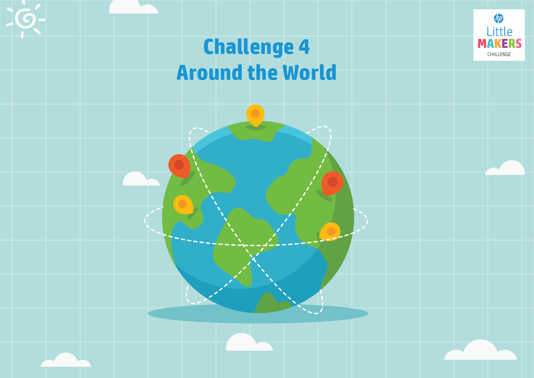 Challenge 4: Around the World