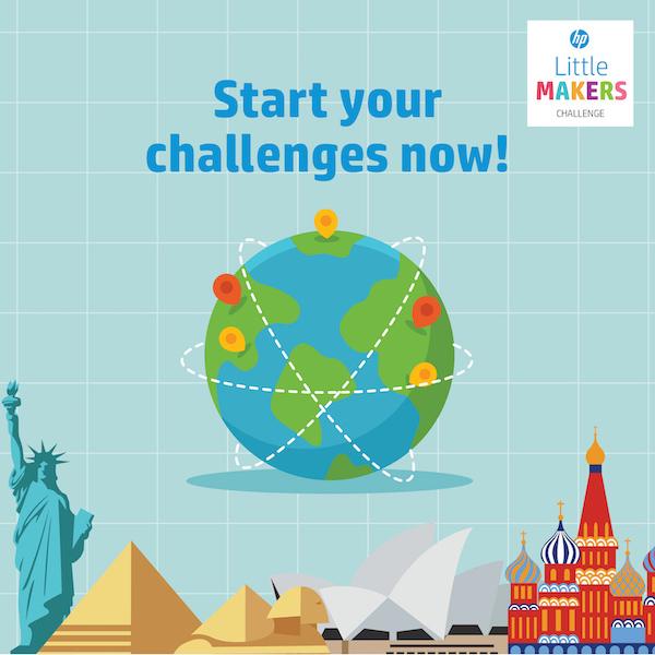 Kickstart your challenges!